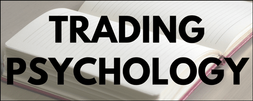 TRADING PSYCHOLOGY MENU